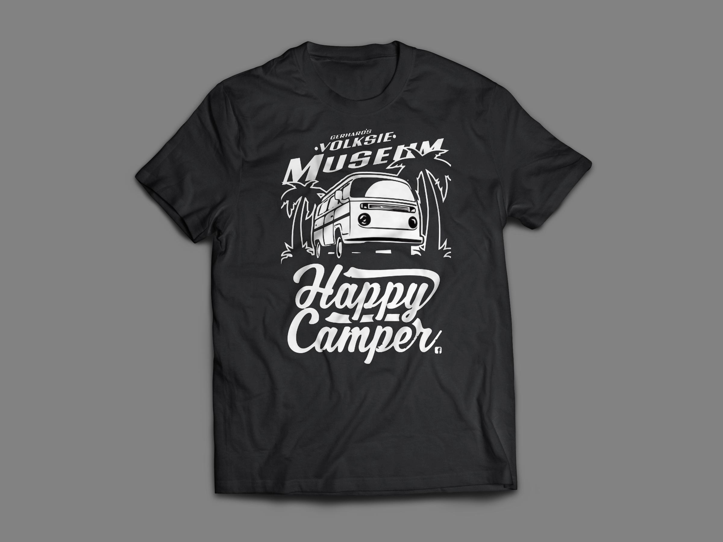 T-Shirt MockUp_Front 2019 V2